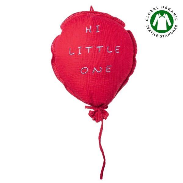 Balon na ścianę poduszka dekoracyjna Strawberry