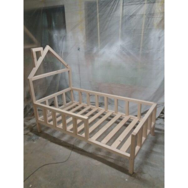 Łóżko z domkiem 180x80