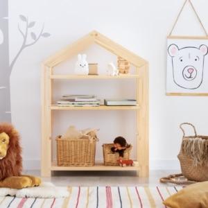 Regał domek dla dziecka
