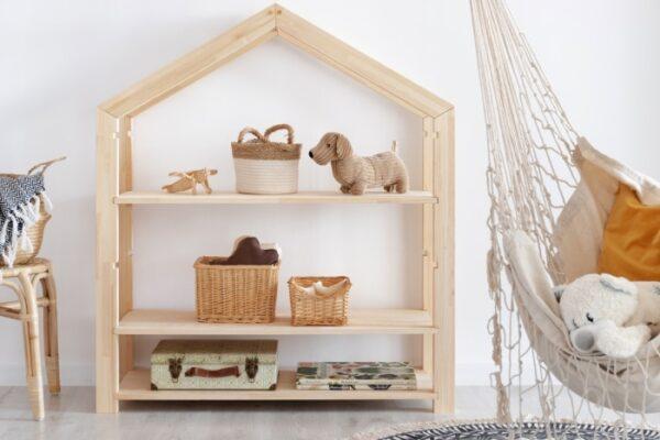 Regał domek dla dziecka 40x100