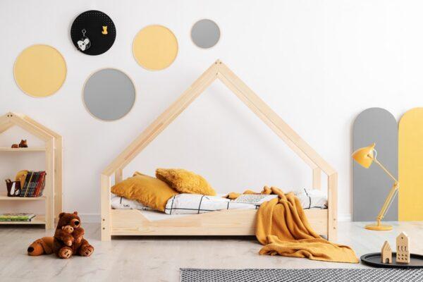 Łóżko domek Loca 1 70x160
