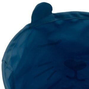 jollein pojemnik na zabawki basket animal steel blue 2 300x300 - Kosz na zabawki Animal Club Steel Blue