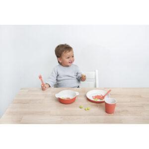 Zestaw obiadowy dla dzieci Crab
