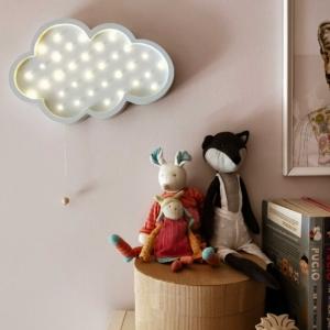 Lampa dla dzieci chmurka