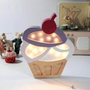 Lampa dla dzieci ciasteczko