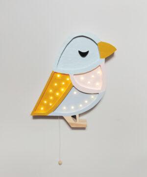 Lampa dla dzieci wróbelek