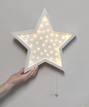 Lampa dla dzieci gwiazdka
