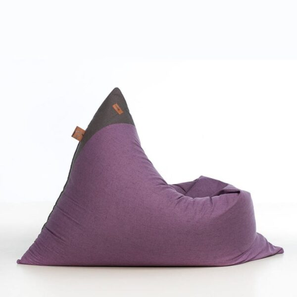 Pufa dla dzieci Matres fioletowa