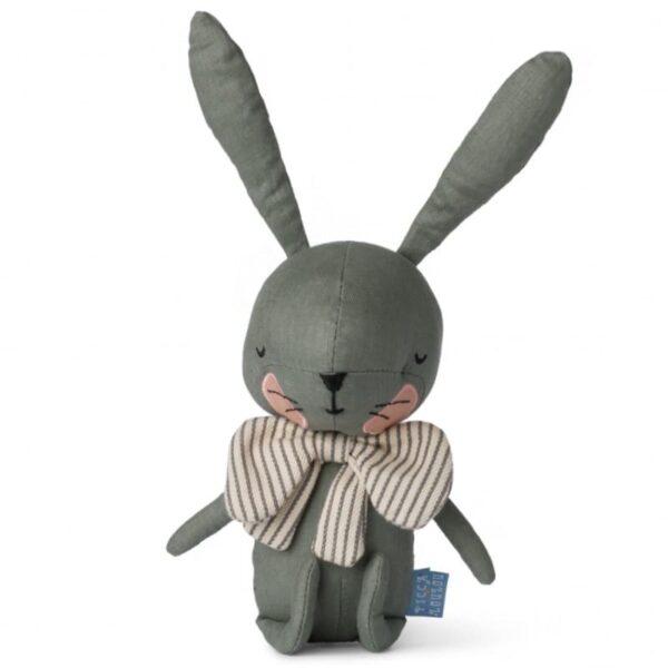 Maskotka Pan królik green 18 cm