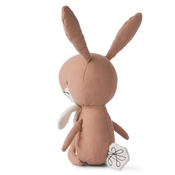 Maskotka Pan królik pink 18 cm