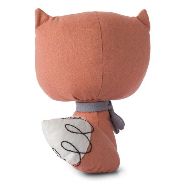 Maskotka Pan lisek pink 18 cm
