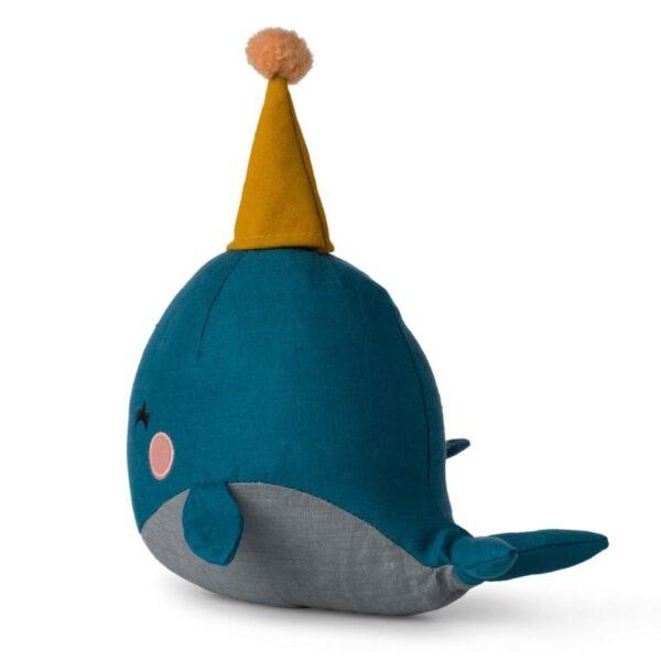 Maskotka Pan wieloryb 21 cm
