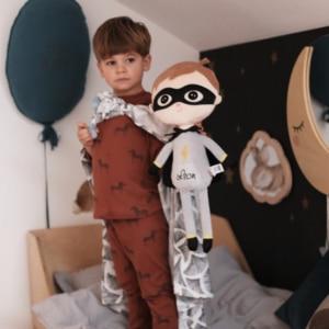 Przytulanka dla chłopca Superbohater