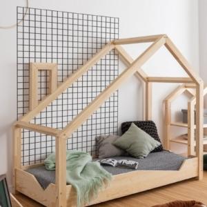 Łóżko domek Luna 1 70x150