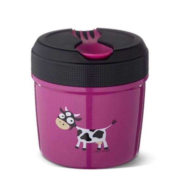 Termos dla dziecka Purple Cow