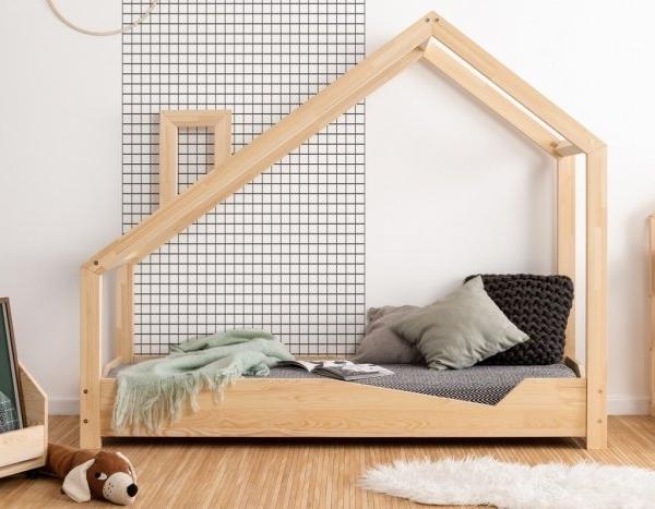 Łóżko domek Luna