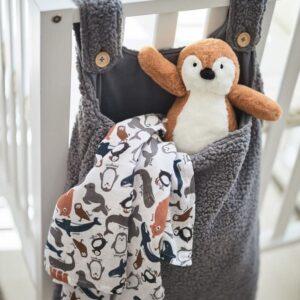 Pieluszki niemowlęce 3 sztuki Polar