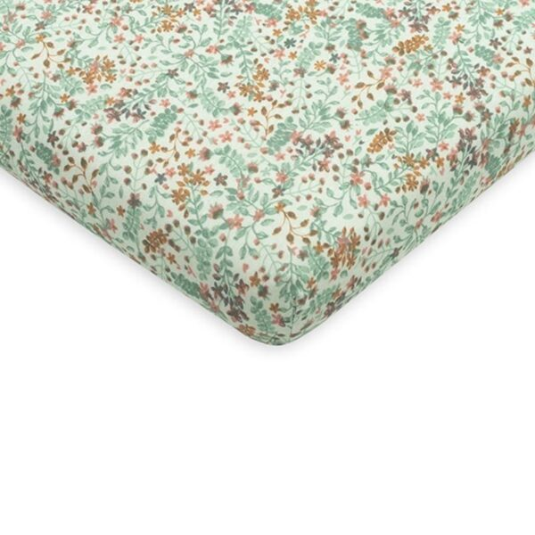 Prześcieradło do łóżeczka 60x120 Bloom