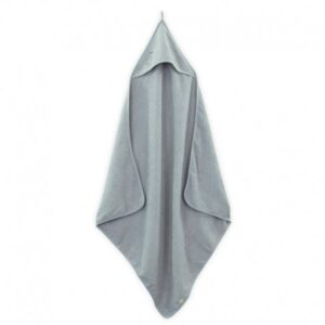 Ręcznik dziecięcy z kapturkiem Soft Grey