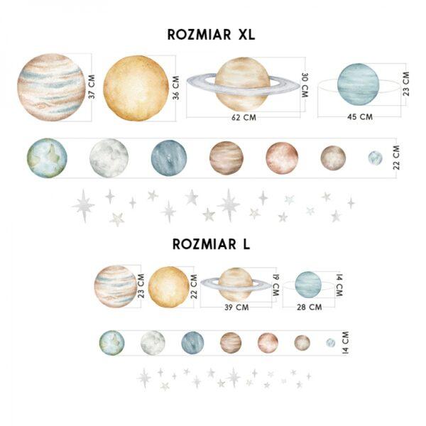 4 max 9 600x600 - Naklejki zestaw kosmiczny Planety