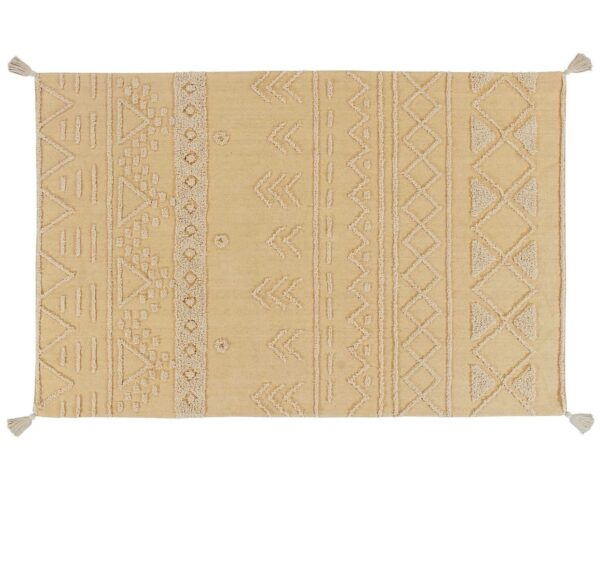 Dywan bawełniany Tribu Honey 120x160