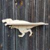 Półka ścienna dinozaur.